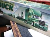 BP INDUSTRIES Entertainment Memorabilia TRANSFORMING TRUCK